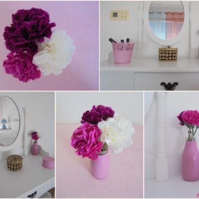 Jarrinha de flores