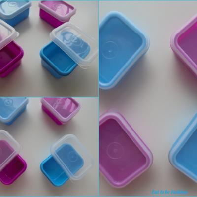 Mini tupperwares