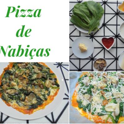 Pizza de Nabiças