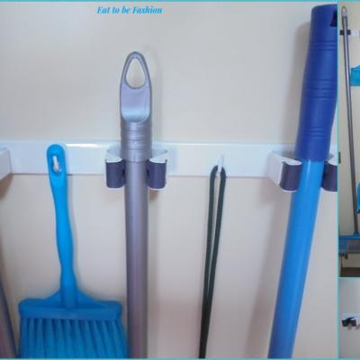 Suporte para utensílios de limpeza